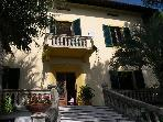 Tuscany Villa Urbana Lucca Pool TuscanyFineRentals