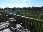 3br/2.5ba - Beautiful Marsh Views - Tybee Island