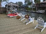 4 Bed, 3 Bath, Water Front Home, 70 ft. Dock.