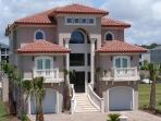 Luxurious Gated Island Home with Dock/Pool