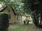 Leys Farmhouse Annexe - a double bedded bungalow