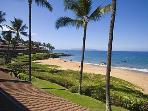 Makena Surf - Beachfront, 3bd/3ba, Great Value