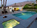 Luxurious mid-century Alexander pool home