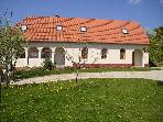 Beautiful Holidayhouse with garden in Hungary