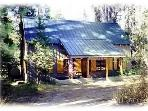 1930s Tahoe Cabin on the Yuba River - A REAL Cabin