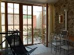 Le Juchoir, self-catering townhouse near Perpignan