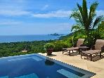 Luxurious Ocean View 6 Bedroom Villa