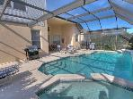 Luxury 6 Bm Villa SUNNY Pool Spa WOW kids rooms