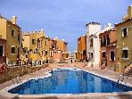 2 Bedroom Spanish Property - Fantastic Golf Course