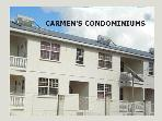 Carmen's Condominiums in Barbados.