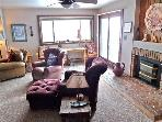 Truly ski-in/ski-out 3 bedroom at Mt Crested Butte