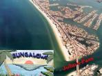 BUNGALOWS -Treasure Island/John's Pass/BEACH PEACE
