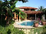 Ocean View Villa in Play Junquillal, Guanacaste
