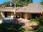Casita Agua Dulce - 5 minute walk to the Beach!