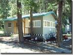 59er Diner &amp; Cabins Big Bopper Bungalow