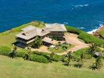 Breathtaking views Ocean front Estate Maui. Haiku