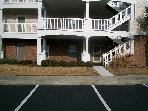 2 bedroom condo in heart of Barefoot Resort