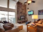 3BR 2-Level Penthouse at Christie Base - Book your Ski Getaway Now!