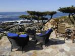 Ocean Front Home with Private Cove, Carmel.