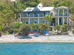 New Waterfront Suite on Friis Bay - from $250/nt