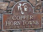 Radium, CopperHorn Towne#601 RCPH601