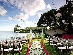 Beachfront Weddings &amp; Events Venue, Honolulu