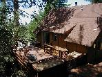 Lussier Lodge 4 Bedroom Cabin w/ Spa Sleeps 8+