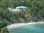 Sanctuary  St John USVI - Luxury Villa Rental