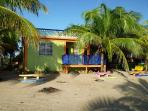 2 Bedroom Villa, Pristine Beach, Center Hopkins