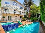 Hollywood Hills Classic Villa w/ Pool and Jacuzzi