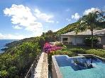 Villa Acacia- Tropical Paradise w/ Stunning Views!
