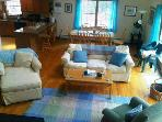 GREAT  EDGARTOWN 3bdrm with AC & private back deck
