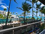 Colony Surf #308 - Newly remodeled studio with views of Pacific Ocean and Diamond Head