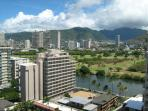 Waikiki Skytower #2002 - One bedroom vacation rental, washer/dryer, WiFi, pool & parking!