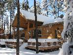 LUXURY KNOTTY PINE CABIN IN PINETOP LAKES C.C.