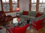 Penthouse - Boston 2bed/1bth condo walk to subway!