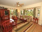 5 bd home or 4 condo suites, walk to beach!