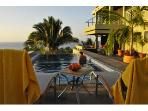 Casa Brava 360' Pano Ocean VIEWS, Saltwater Pool!
