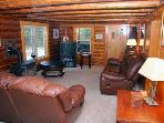 Modern log home 6mi from Yellowstone PRICE REDUCED