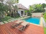 Villa Mare, Canggu Bali 400 metres from Echo Beach