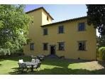 Luxury villa in the hills of Florence and Chianti