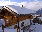 Luxury Swiss chalet - 4 Valleys/Verbier region