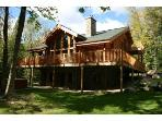 Beautiful & Luxurious 5 Bedroom Family Log Home