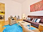Clasiccal 3 bedrooms flat in Visegradi street