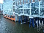Fabulous Luxury Waterfront apt. Near Jordaan 2,5 BDR