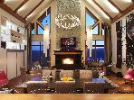 Ski-in/out 3br Condo @Tremblant resort ALTITUDE