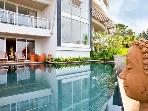Koh Lanta-Long Beach Sea View Penthouse 4A