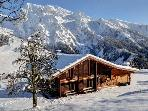 La Clusaz Apt, sleeps 12, ski-in ski-out, hot tub