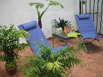 Tranquil with private patio in the heart of Jerez!