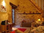 Sarlat, La Grange, barn conversion, pool, views
